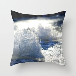 Sinking Ships Throw Pillow
