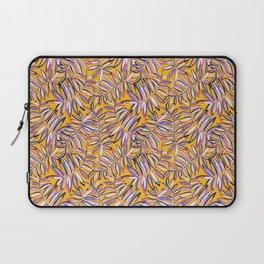 Wild Jungle in Sunshine Yellow Laptop Sleeve