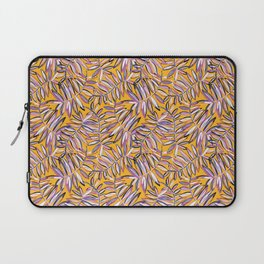 Wild Jungle in Sunshine Yellow Laptop Sleeve