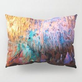 Rainbow Cavern Pillow Sham