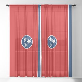 Tennessee Sheer Curtain