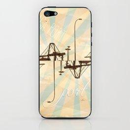 Port iPhone Skin