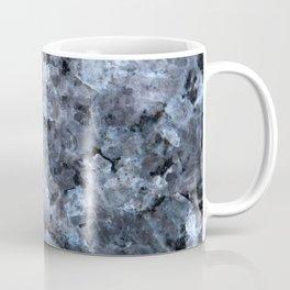 Blue Pearl Granite #1 #decor #stone #art #society6 Coffee Mug