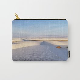 White Sands, NM Carry-All Pouch