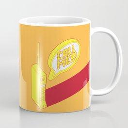 Motorola Dynatac Coffee Mug