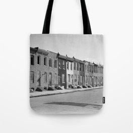 East Baltimore Tote Bag