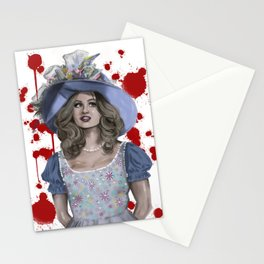 Insatiable Stationery Cards