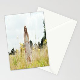 Fields of Gold II Stationery Cards