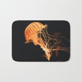 beautful jellyfish Bath Mat