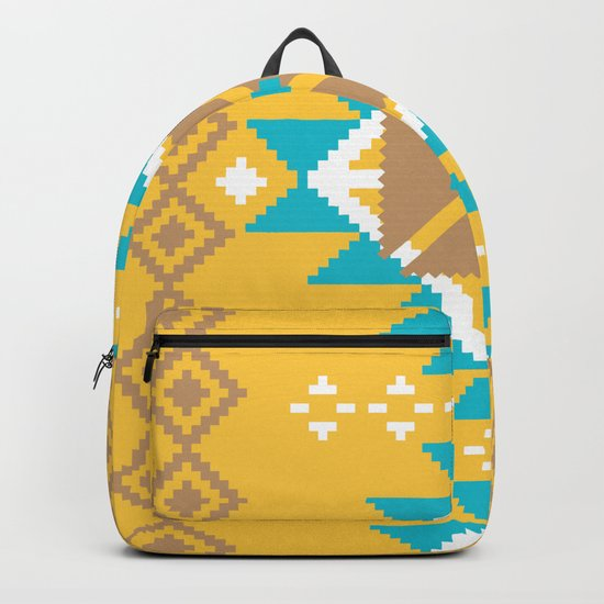 Geometric Navajo pattern by gabellare