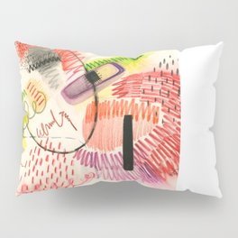 Inspired by Nicole Pillow Sham