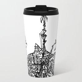 Garden of Danger Travel Mug