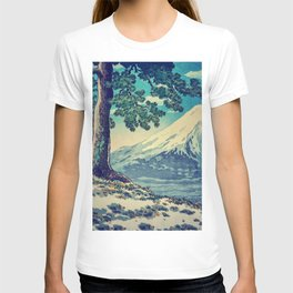 After the Snows in Sekihara T-shirt