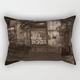Napoli Street Rectangular Pillow