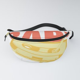 Pen and Cassette Baby You Wind Me Up Trendy Throwback  product Fanny Pack