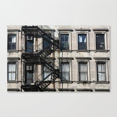 Around Soho, in NYC Canvas Print