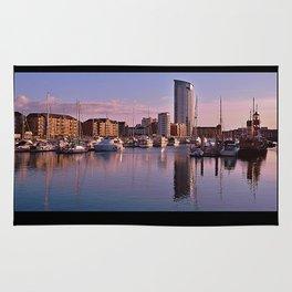 The Swansea Maritime Quarter. Rug
