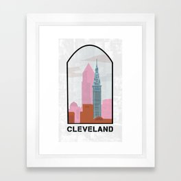 Dreamsicle Framed Art Print