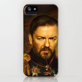 Ricky Gervais - replaceface iPhone Case