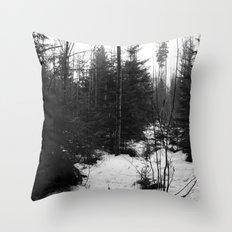 NORWEGIAN FOREST X Throw Pillow