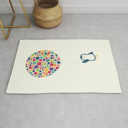 Float In The Air Rug