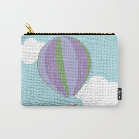 Life is a journey Carry-All Pouch
