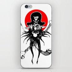 The Pirate Dog iPhone Skin