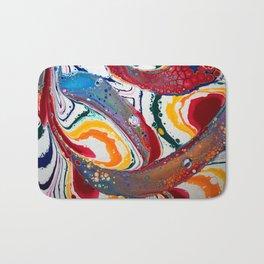 Rainbow Flow Bath Mat