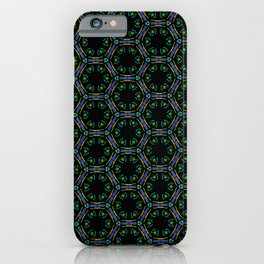 Awesome Doodle Pattern 519-1 iPhone Case