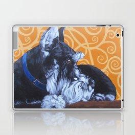 Remmington Schnauzer Laptop & iPad Skin