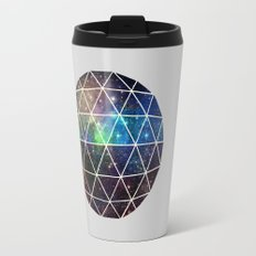 Space Geodesic Travel Mug