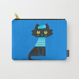 Fitz - Sailor cat Carry-All Pouch