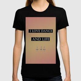 i love ... T-shirt
