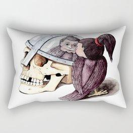 Monster of the Week: Pygmy Harpy Rectangular Pillow