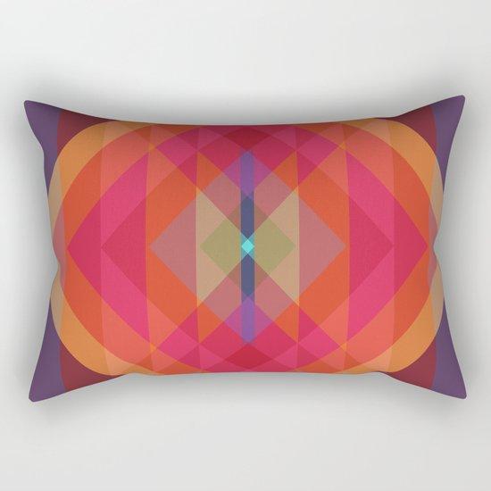Tribal VIII Rectangular Pillow