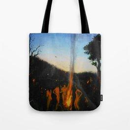 Summer Sabbath Tote Bag