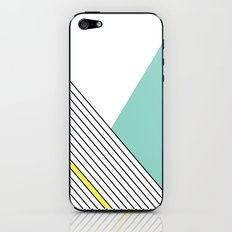 MINIMAL COMPLEXITY iPhone & iPod Skin