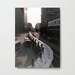 KAWASAKI / 川崎 Metal Print