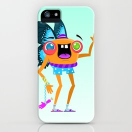 Garry iPhone Case