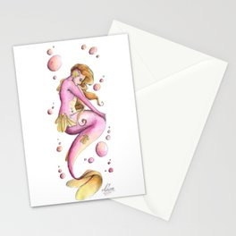 Mermaid 30 Stationery Cards