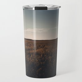 Landscape with chair Travel Mug