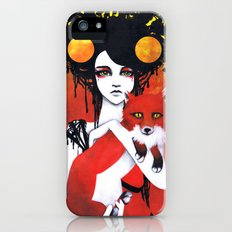 Fauna Goddess of Animals iPhone (5, 5s) Slim Case