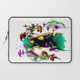 shrooms Laptop Sleeve