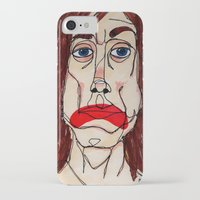 iggy iPhone & iPod Cases featuring Iggy Pop by Sasquatch