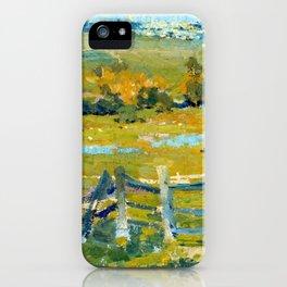 E. Phillips Fox Heidelberg iPhone Case