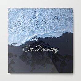 Sea Dreaming Metal Print