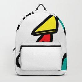 tyler duck in love Backpack