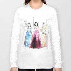Schuyler Sisters Long Sleeve T-shirt