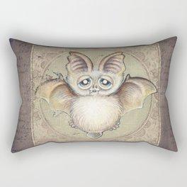 P.P.strello  - the bat Rectangular Pillow