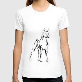 Boxer Tribal T-shirt